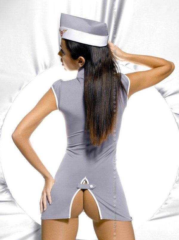 Kostium Stewardess Obsessive WYSYŁKA 24H