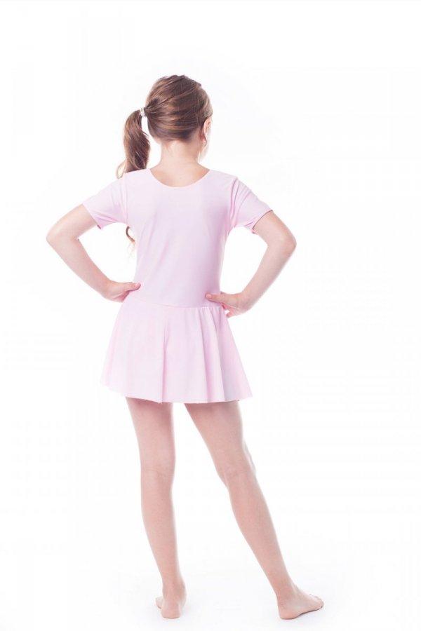 Kostium gimnastyczny ze spódniczką (B15) Shepa