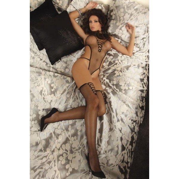 Body Hessa black S/L Livia Corsetti