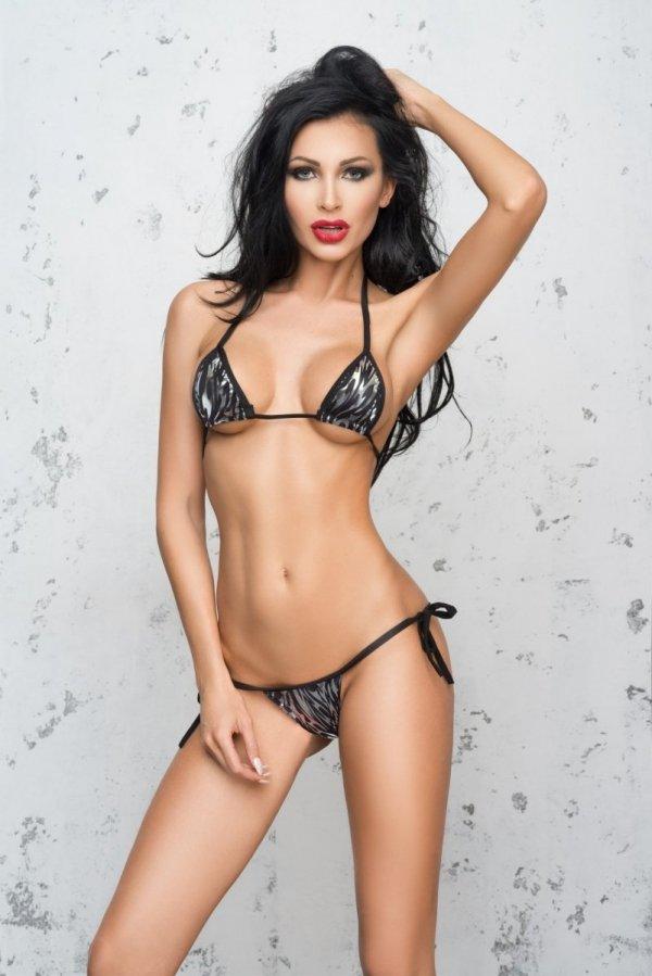 Mini bikini Costa Brava Silver 2 Me Seduce