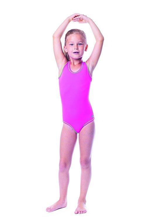 Kostium kąpielowy dziewczęcy Shepa 001 (B9)