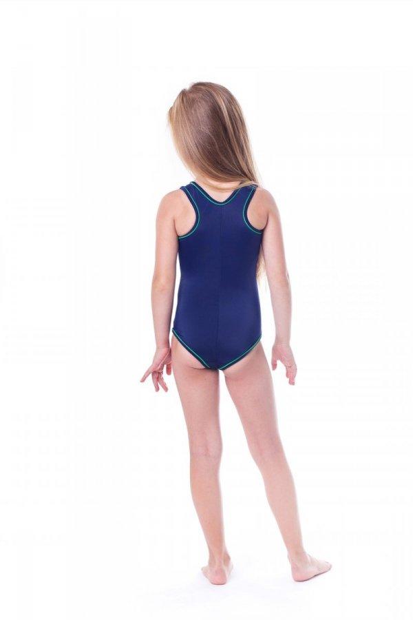 Kostium kąpielowy dziewczęcy Shepa 001 (B2)