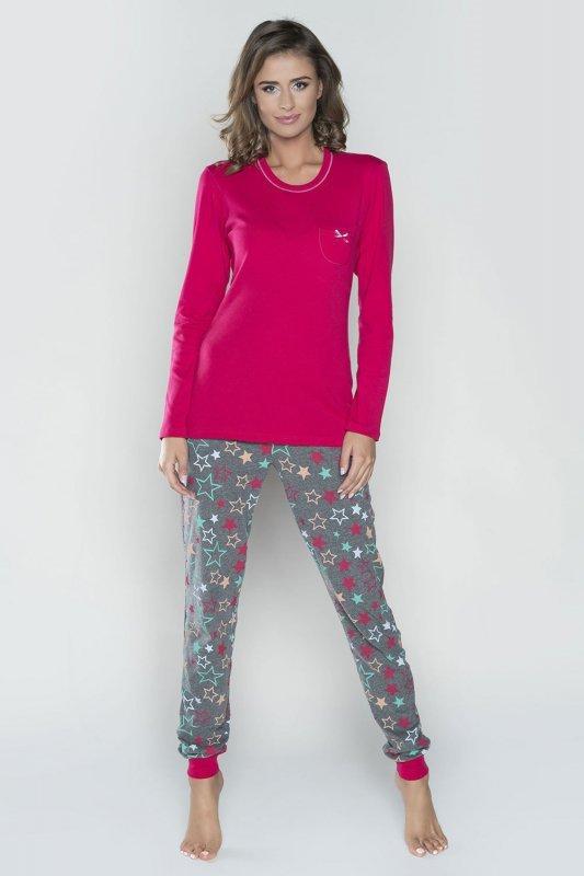 24744330c1ebac Piżama damska Italian Fashion Tetyda dł.r. dł.sp. - Piżamy - Damska ...