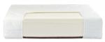 Fiki Miki, materac lateksowo - piankowo - kokosowy, 120x60cm
