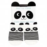 Rex london, zestaw skarpetek z bawełny organicznej, Panda Miko