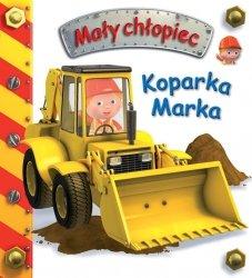 Książeczka, Koparka Marka