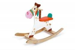Scratch, drewniany konik na biegunach, Indian Pony