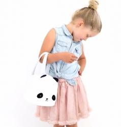 A Little Lovely Company, torebeczka na rękę,  panda