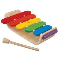 Plan Toys, drewniany ksylofon