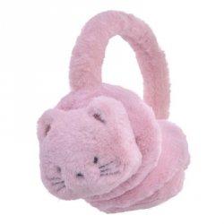 Clayre&Eef, nauszniki kotki różowe