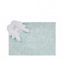 Lorena Canals, dywan bawełniany, skrzydełka, 120x160cm