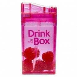 Drink in the box, różowy, 240 ml,