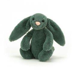 jellycat, królik zielony 18cm