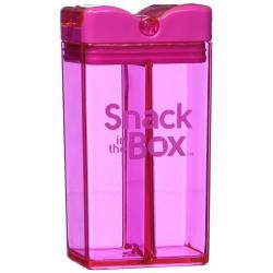 Snack in the box, różowy, 355ml,