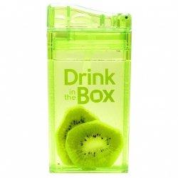 Drink in the box, zielony, 240 ml,