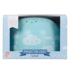ALLC, projektor, chmurki