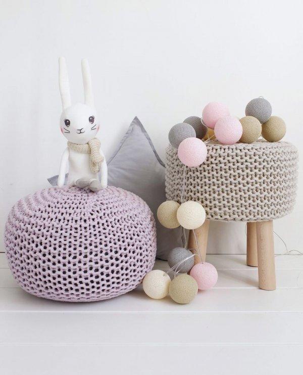cotton balls pastel
