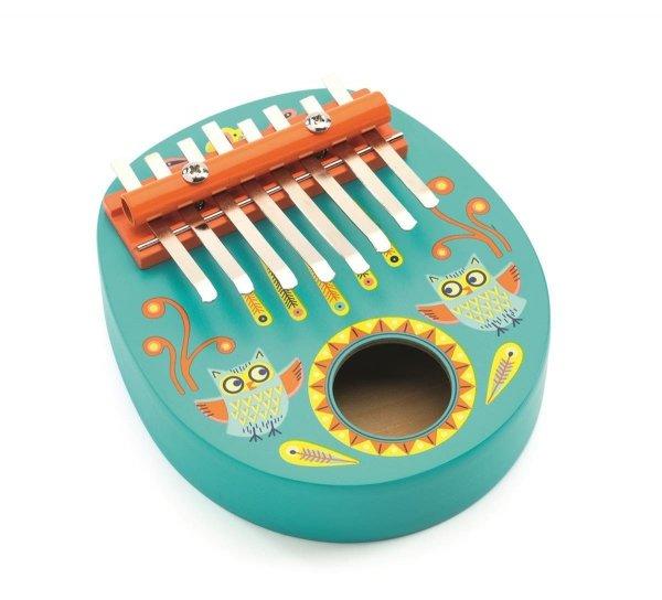 Djeco, instrument kalimba,
