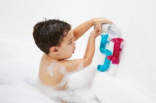 Boon, zabawka do kąpieli, Tubes 3 szt