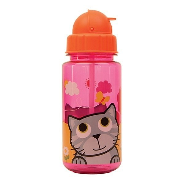 Tum Tum, bidon kotek, różowy