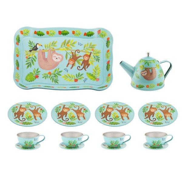 sass&bell, zestaw do herbatki, leniwce