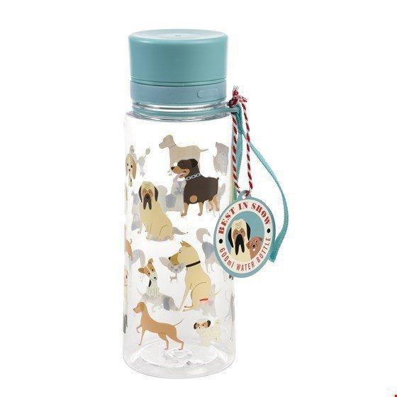 Rex, butelka na wodę, pieski, 600 ml,
