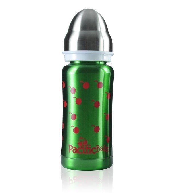 Pacific baby, termobutelka, 200ml, zielona