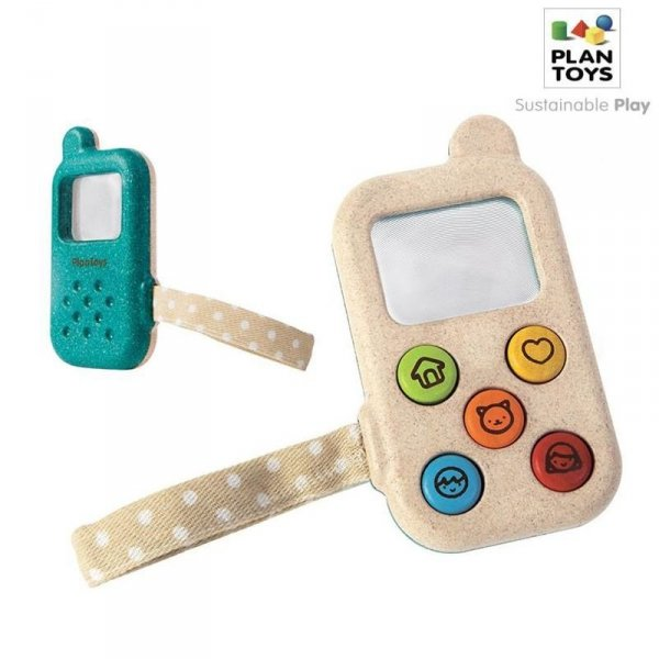 Plan Toys, mój pierwszy telefon