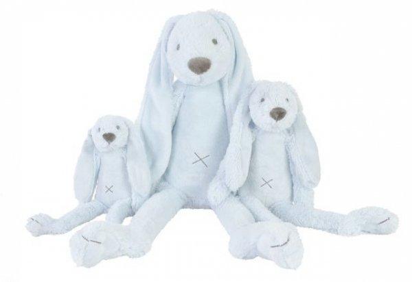 Happy Horse, króliczek Richie, błękitny, 28cm, 38cm lub 58cm