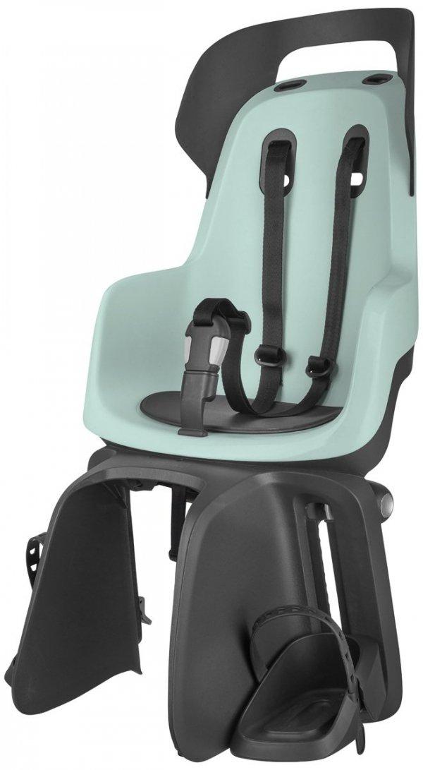 Bobike, fotelik rowerowy GO na tył, mocowany do bagażnika, różne kolory