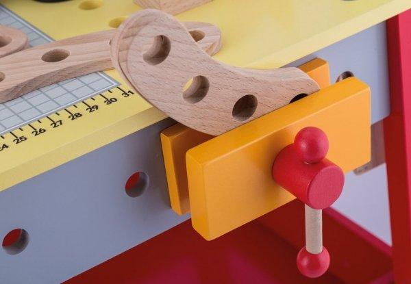 Joueco, drewniany warsztat dla majsterkowicza