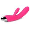 Svakom Angel -  Ogrzewany wibrator króliczek (Różowy)