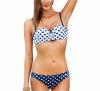 Ewlon Riviera kostium kąpielowy S (36) (granatowy)