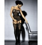 Bodystocking F204 czarne S/M/L