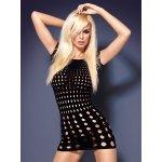 Rocker short sukienka czarna XL/XXL