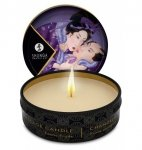 Shunga Libido / Exotic Fruits Massage Candle 30 ml - świeca do masażu (owoce tropikalne)