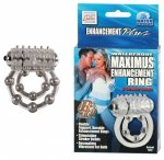 Maximus Ring 5 Stroke Beads Vibr.