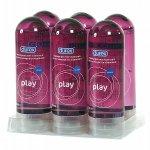 Durex Play Massage 200 ml (6 Pcs)