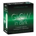 Osłonki Viva Glow in Dark (1op x 4 szt.)