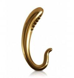Icicles złote dildo - Gold Edition G03