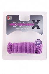 Bondx Love Rope - 5M Purple