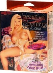 Jezebel Ryding Doll