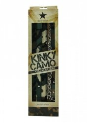 Kinky Camo Collar & Leash