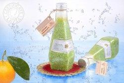 Sól do kąpieli mandarynka & zielona herbata  320g