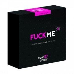 Tease&Please Xxxme Fuckme Time To Play, Time To Fuck - gra erotyczna dla par