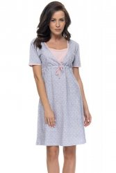 Dn-nightwear TCB.4044 nocna koszula