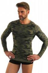 Sesto Senso Militaria dł.r. termoaktywna koszulka