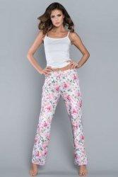 Italian Fashion Peonia dł.sp. nocna spodnie