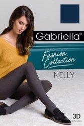 Gabriella Nelly code 449 rajstopy wzorzyste