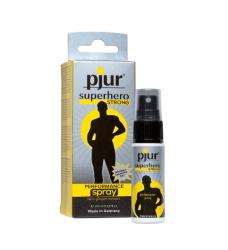 pjur superhero STRONG PERFORMANCE spray 20 ml - opóźniający wytrysk u mężczyzn